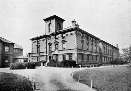 Royal Portsmouth Hospital, 1902