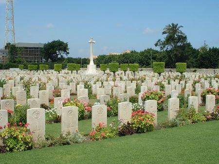 Alexandria (Hadra) War Memorial Cemetery, Egypt 1