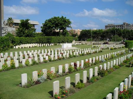 Alexandria (Hadra) War Memorial Cemetery, Egypt 2