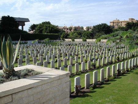 Alexandria (Hadra) War Memorial Cemetery, Egypt 3