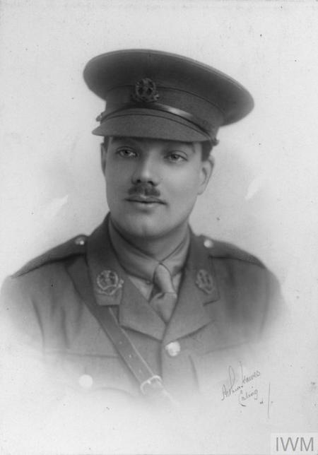 Second Lieutenant Cyril Horace Askew