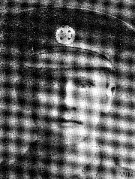 Second Lieutenant Kenneth Stuart Trotter