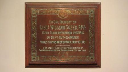 Profile picture for William Tozer