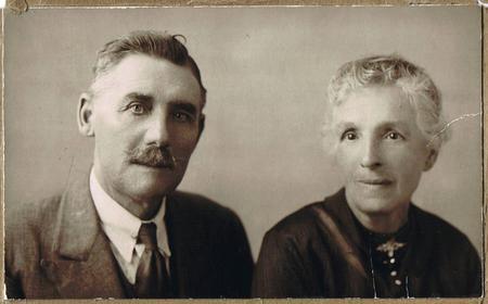 Harry and Harriett Harris