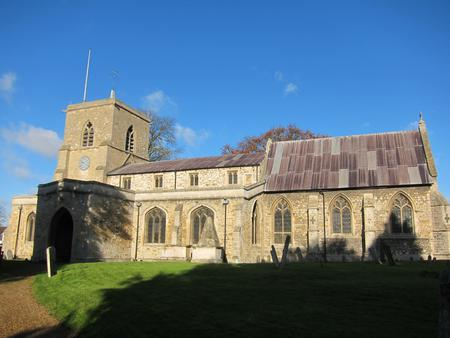 Fen Ditton Church, Cambridge