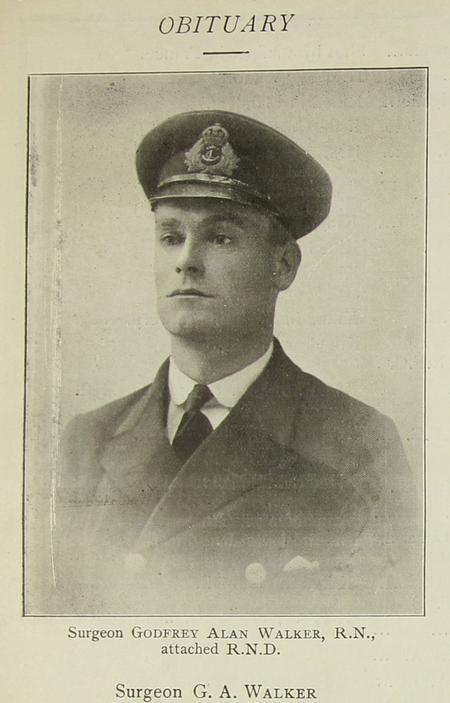 Profile picture for Godfrey Alan Walker