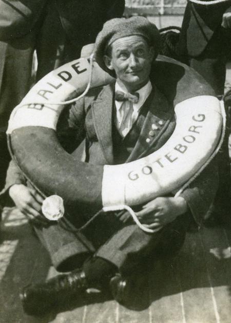 Profile picture for Edwin Stanley Garvie
