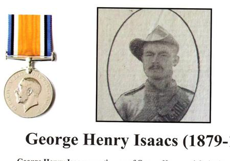 Profile picture for George Henry Isaacs