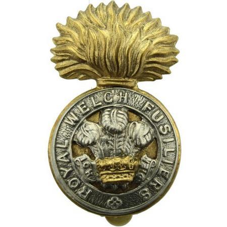 RWF cap badge