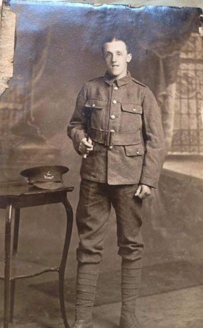 Profile picture for John William Bent