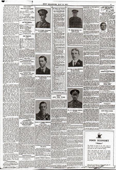 Kent Messenger May 12 1917