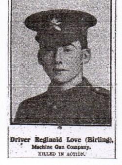 Profile picture for Reginald Love
