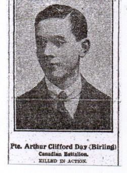 Profile picture for Arthur Clifford Day