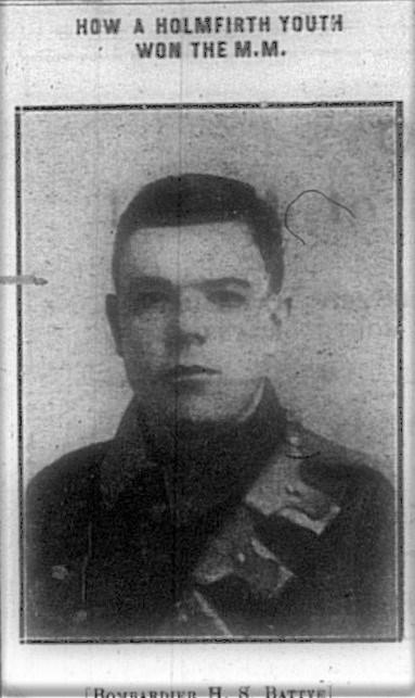 Profile picture for Herbert Sykes Battye