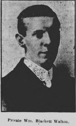 Profile picture for William Blackett Walton