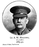 Profile picture for Alfred William Holding