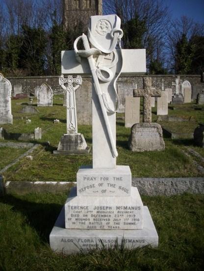 Profile picture for Terence Joseph Mcmanus