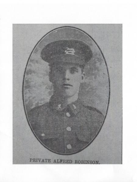 Profile picture for Alfred Robinson