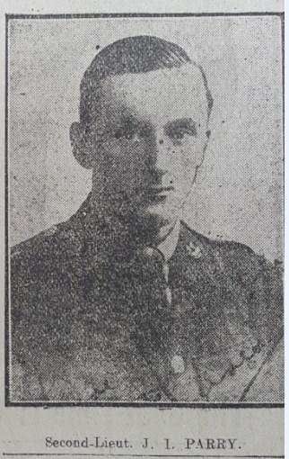 Profile picture for John Idris Parry