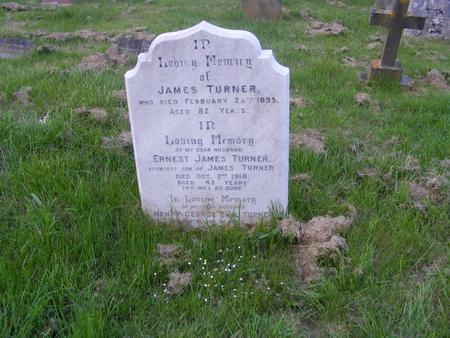 Profile picture for Ernest James Turner