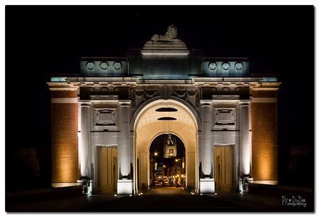 Ypres (Menin Gate) Memorial, West-Vlaanderen 1