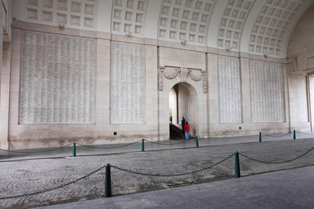 Ypres (Menin Gate) Memorial, West-Vlaanderen 5