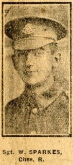 Profile picture for William Sparkes