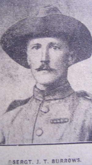 Profile picture for John Thomas Burrows