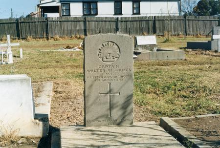 Australian Imperial Force headstone