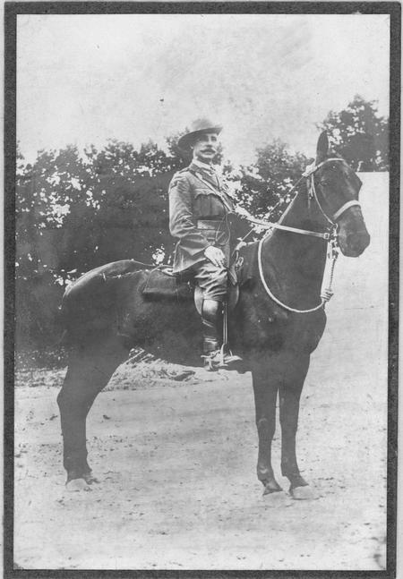 Captain Walter William James