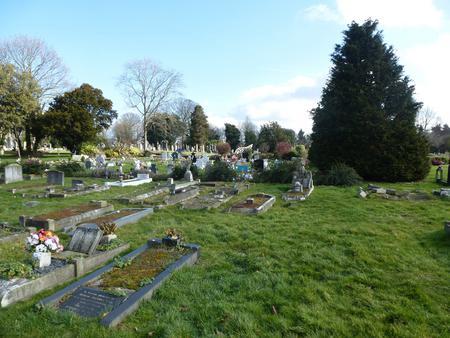Kingston upon Thames Cemetery