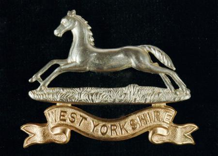 East Yorkshire Regiment badge