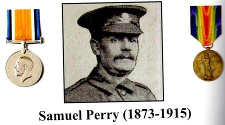 Profile picture for Samuel Perry