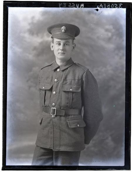Profile picture for Edmund Thornber Hussey