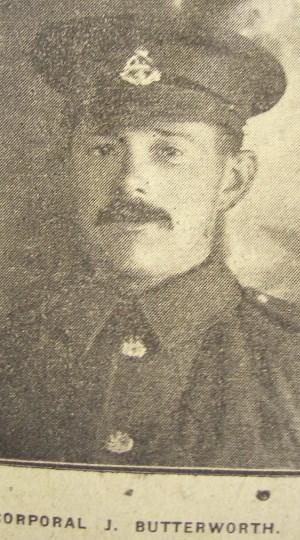 Profile picture for John Butterworth