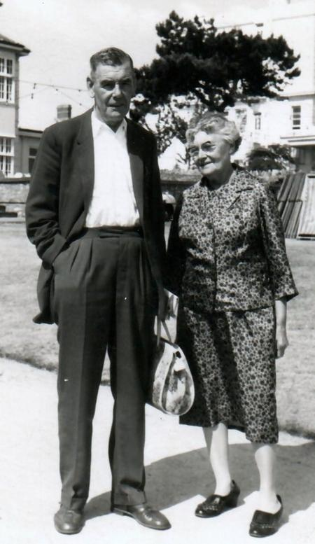 Retired, with wife
