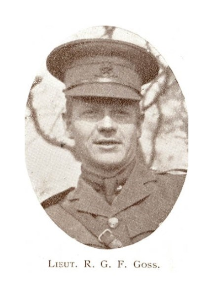 Profile picture for Raymond George Frederick Goss