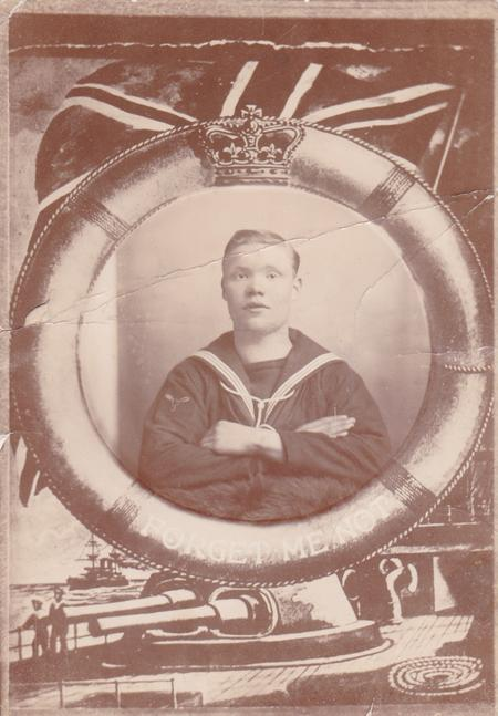 Profile picture for Edward George Rashbrook