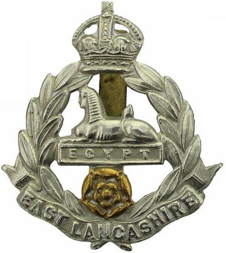 ELR cap badge