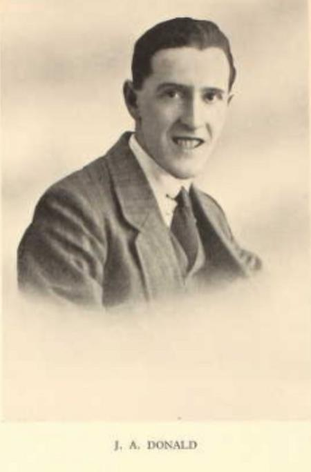Profile picture for Josiah Alfred Donald