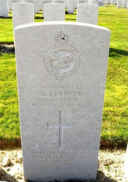 Profile picture for Arthur Stamper