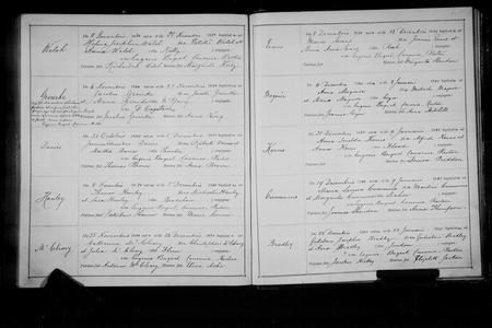 William Joseph Bradley 1880 St Werburgh's, chester