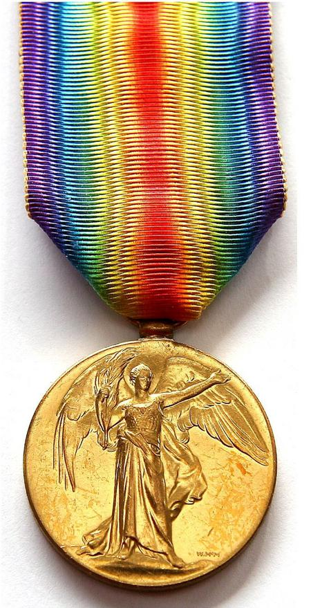 The Victory Medal