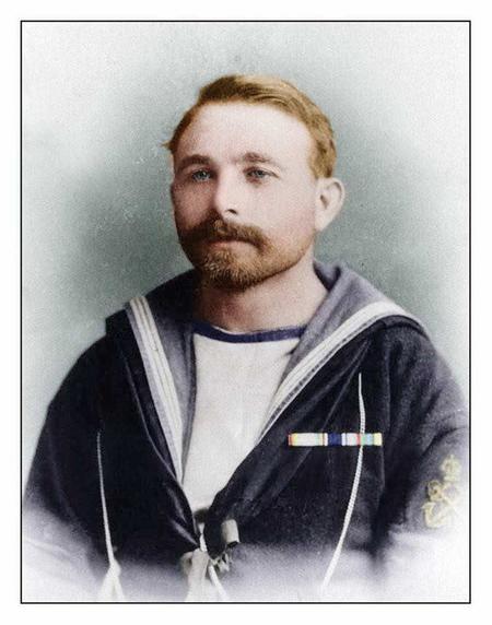 Petty Officer James Bowen