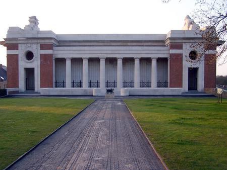Ypres (Menin Gate) Memorial, West-Vlaanderen 3