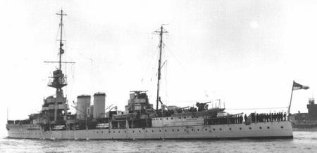 HMS Dauntless