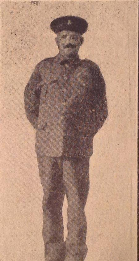 Profile picture for James Harrison