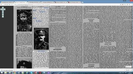 Surrey Mirror newspaper report