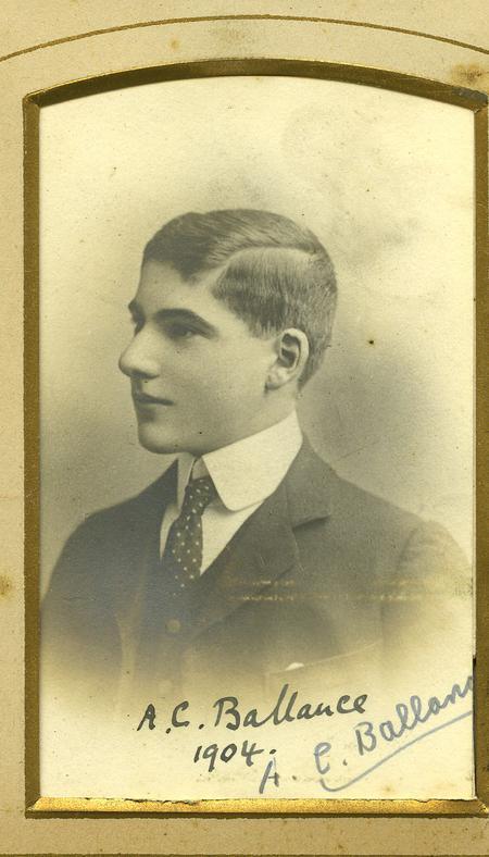 Profile picture for Alaric Charles Ballance