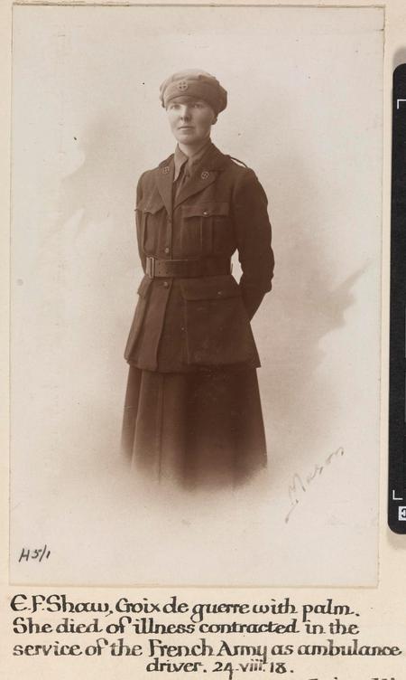 Profile picture for Eveline Fidgeon Shaw